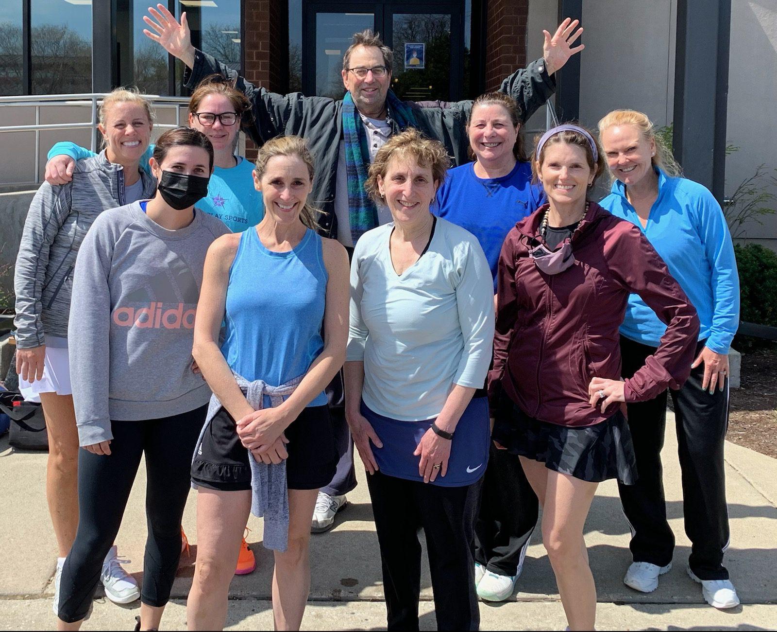 North Shore Racquet Club - Women's Open Northwest League Champion