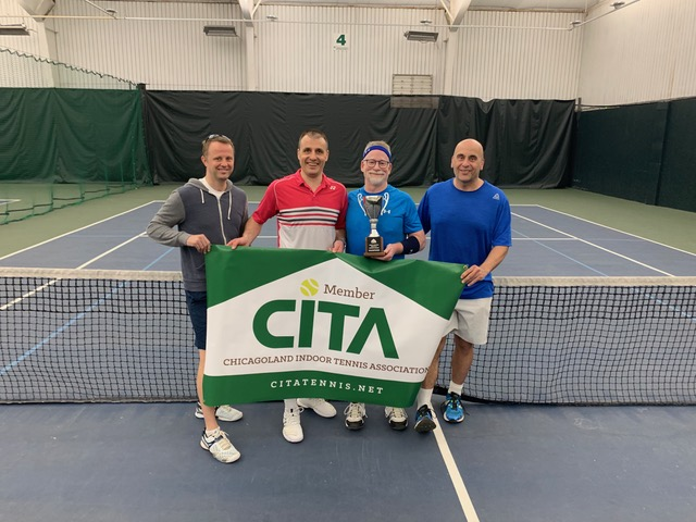 2019 Congratulations to North Shore Racquet Club's Championship 4.0 Singles Team!