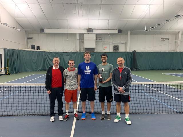 4.5 Men's singles finals