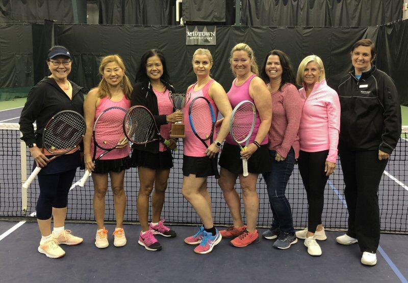 2021 3.0-3.5 Singles Champions-Midtown Palatine