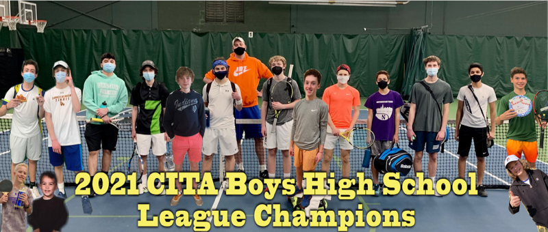 NSRC Repeats as CITA Boys High School Champs