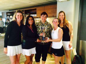 4.0-4.5 Singles Champions - Midtown-Palatine 1