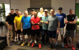 Libertyville Men's 4.0 Champions