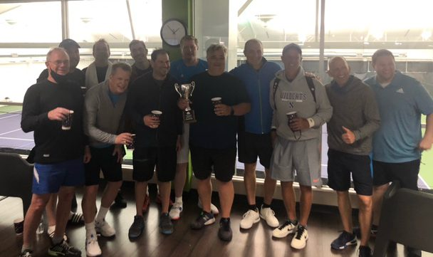 Midtown Bannockburn Mens 4.0 Doubles Champions