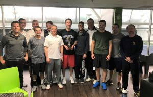 Racquet Club of Lake Bluff Men's 4.0 Champions